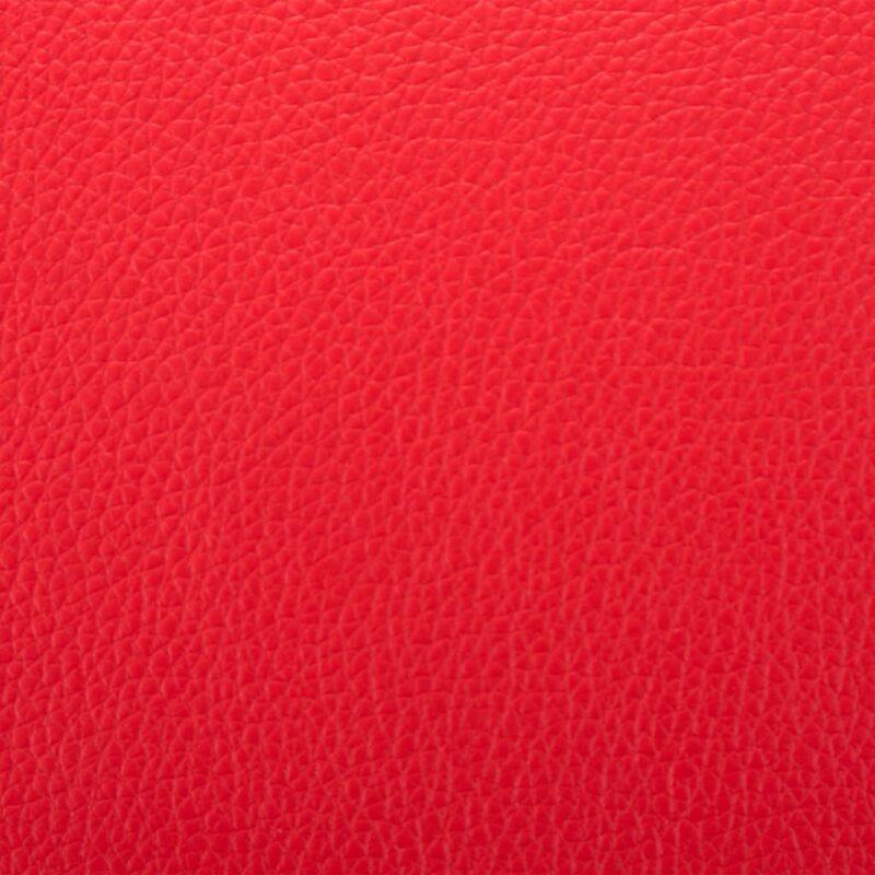 Televisiefauteuil kunstleer rood