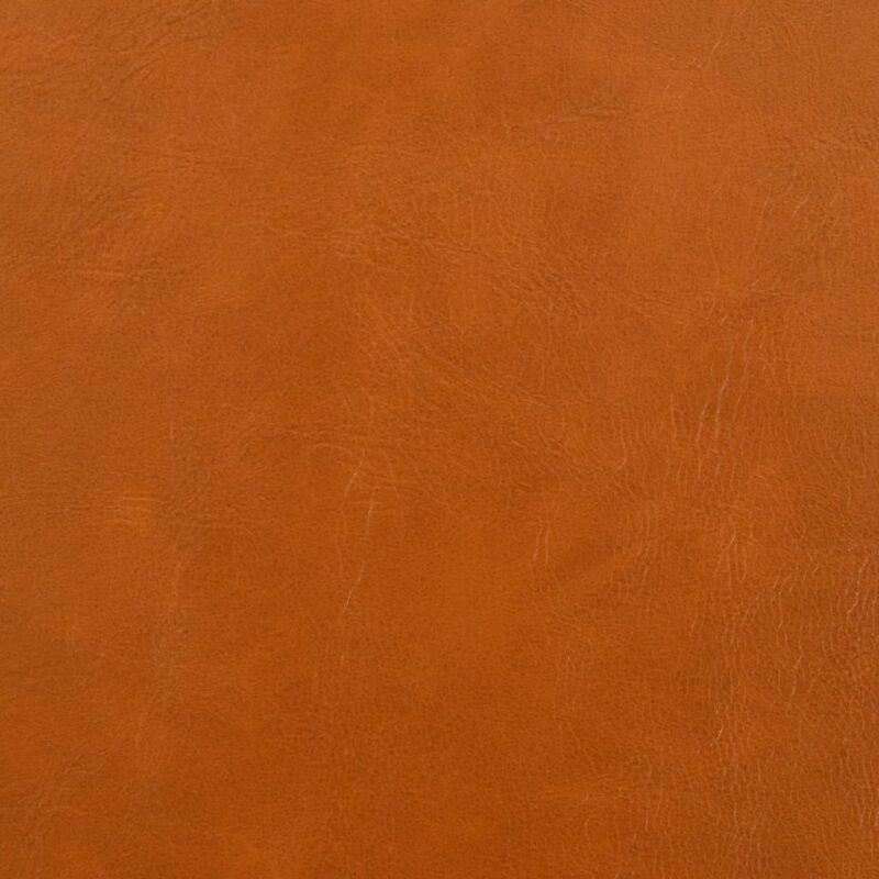 Eetkamerstoelen draaibaar 6 st kunstleer bruin
