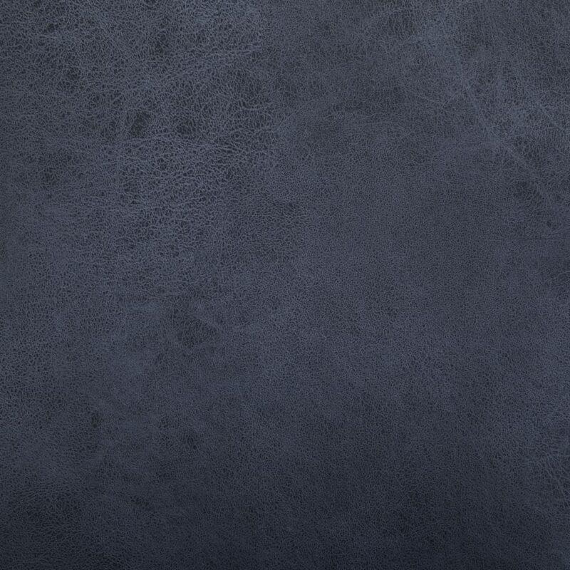 Eetkamerstoelen 2 st kunstleer grijs