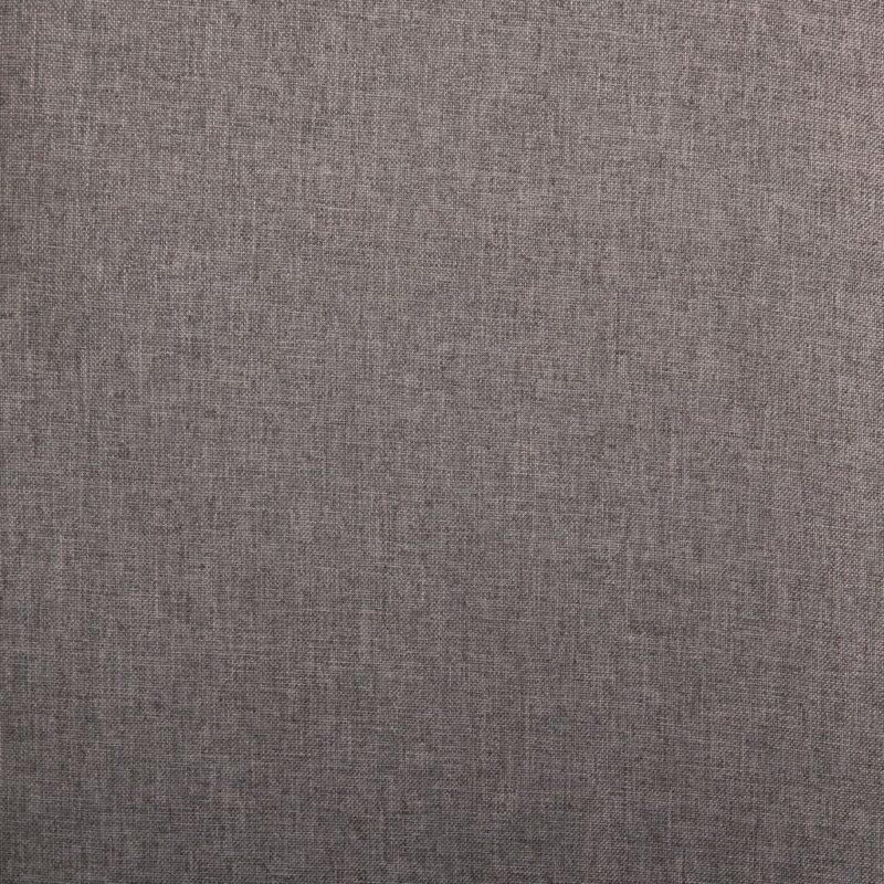 Eetkamerstoelen 2 st stof taupe