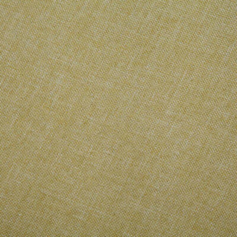Fauteuil kubus stof groen