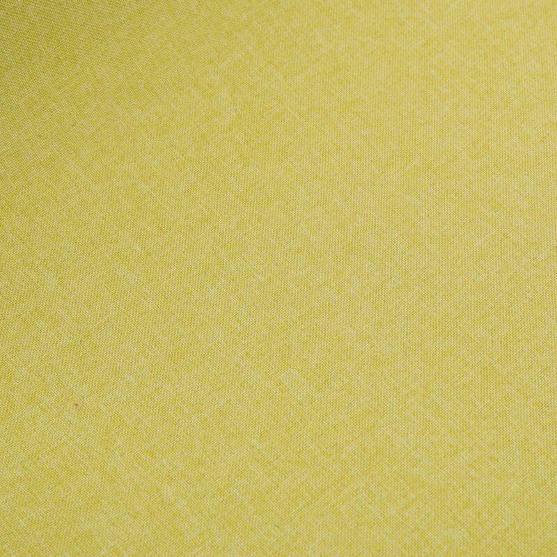 Eetkamerstoelen 6 st stof en massief eikenhout groen