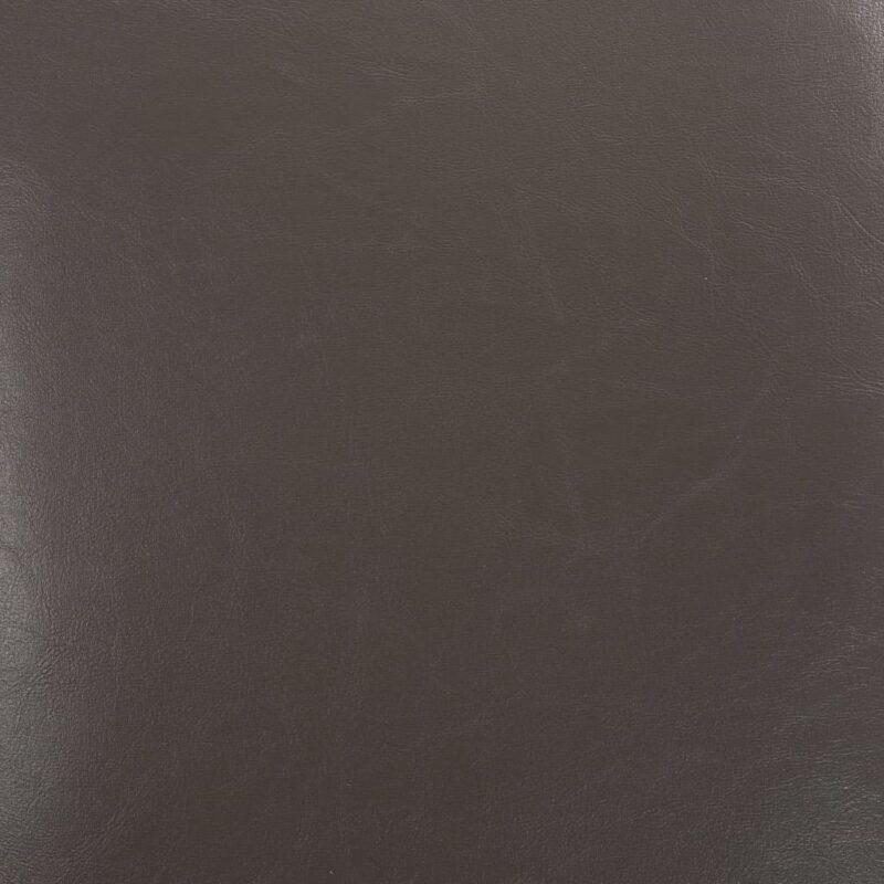 Eetkamerstoelen 6 st kunstleer grijs