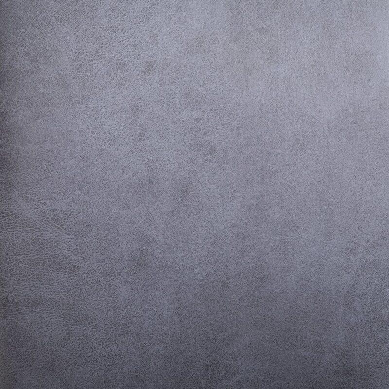 Eetkamerstoelen 6 st kunstsu?de grijs
