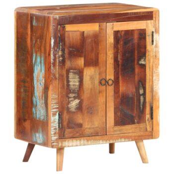 vidaXL Dressoir 60x35x76 cm massief gerecycled hout